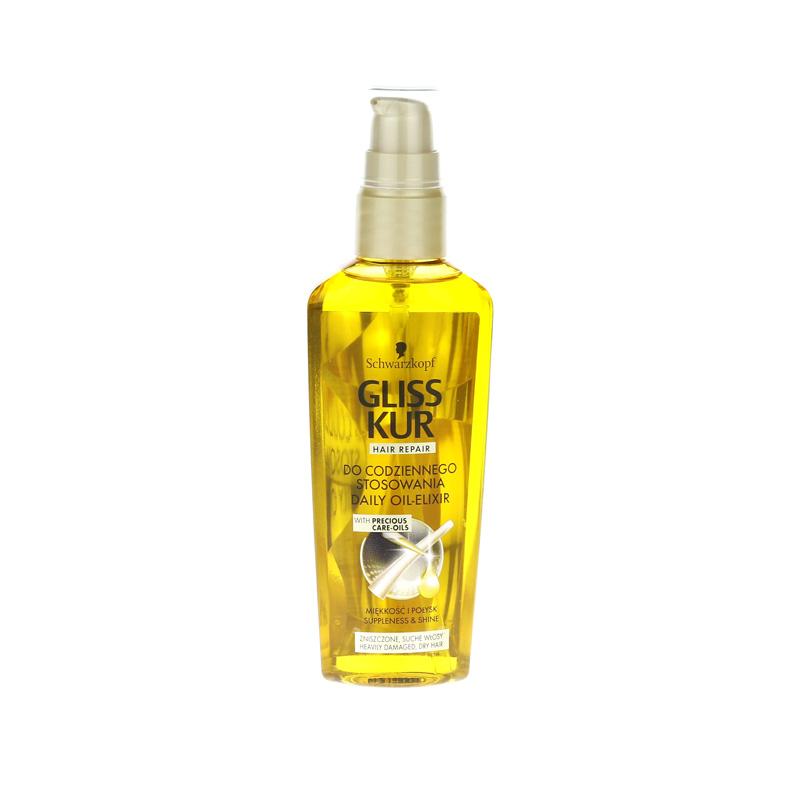 Schwarzkopf Gliss Kur Hair Repair Tägliches öl Elixier Bestes