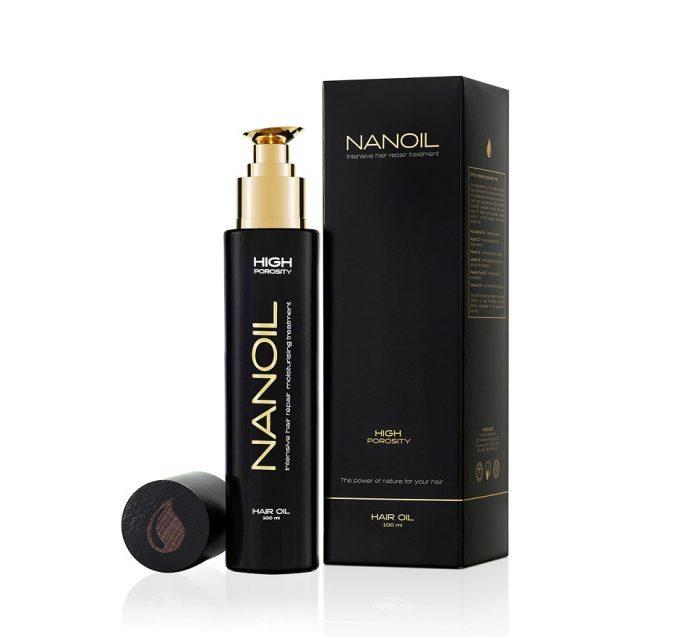 Gesunde Haare mit Nanoil