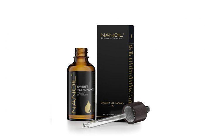 Nanoil Mandelöl in der Körperpflege